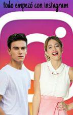 todo empezó con instagram (Agustín bernasconi y tu ) by Rocii_13_cb