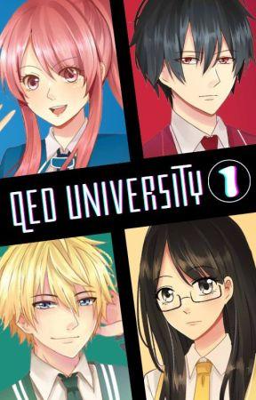 QED University by AkoSiIbarra