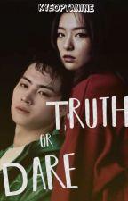 Truth or Dare?? [Im Jaebum X Kang Seulgi] by kyeoptanine