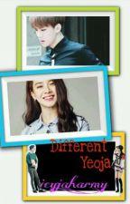 Different Yeoja by ieyjah_army