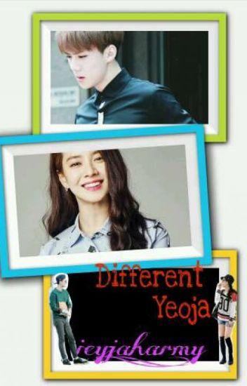 [SLOW UPDATE]Different Yeoja