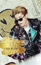 School's Bad Boys ///PAUZA/// by marshmawolf