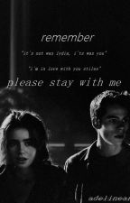 remember |stiles stilinski| teen wolf by adelineards