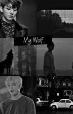 My wolf (Taekook) by shisuiitachi1