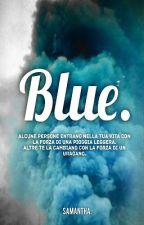 Blue. by abrazameneymar