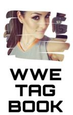WWE Tag Book by CallMeJoz