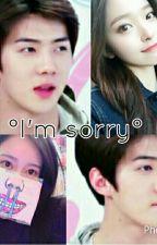 """ون شوت [سيهون] بعنوان """"  °I'm sorry°  """" by park_jiyone"""