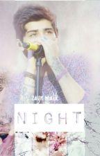 Night ➳ z.m. au by zmilingzayn