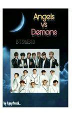 †AngelsVsDemons† (BTS/EXO Fanfic) Slow Uptades by 8eodoraARMY95_TaeTae