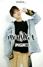 Monsta X Imagines by haweha__