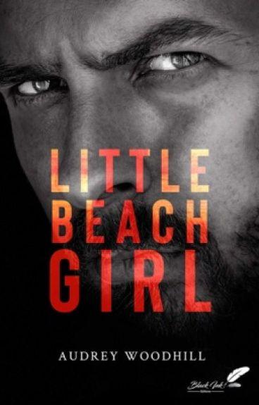 My little beach girl