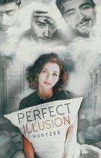 Perfect Illusion ||z.malik au by monyzee