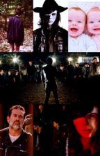 La hija de Negan (Carl Grimes y t) tercera temporada  by Alondra_sangster17