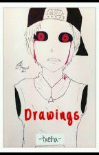 Drawings• -ON HIATUS- by _kurochan