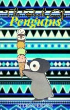 The Book of Penguins  by KitDreamer12345