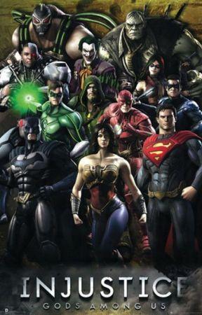 DC Comics Boyfriend Scenarios by IronHawke