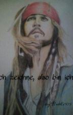 Ich zeichne, also bin ich. by Kathi975