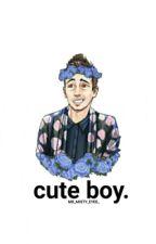 Cute boy (Joshler) by MR_MISTY_EYED_