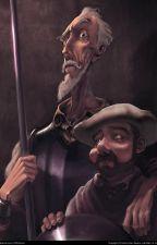 Don Quijote de la Mancha by AngelicaDenisseTorre