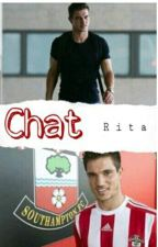 Chat ® Cedric Soares  by belleringirl-
