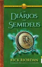 Os Diários do Semideus   by edrienef