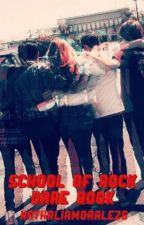 School of Rock~Dare Book~ by nathaliamorale26
