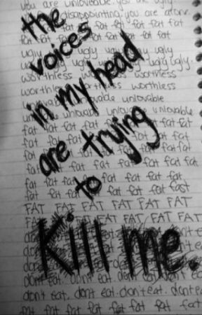 The Voices In My Head Are Trying To Kill Me  by Deathisapleasure