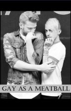 GAY AS A MEATBALL (Scomiche) by labbo47