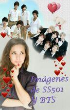Imágenes de BTS y SS501 by SS501-CDM