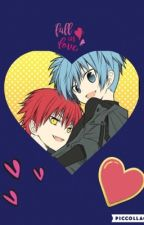 Who do you love? (Karmagisa Fanfic)  by -_Japan_-