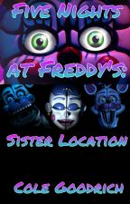 FNAF: Sister Location by Cole_Goodrich