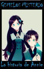 Gemelos misterio-Annie y Jacob by MarcelyneGM