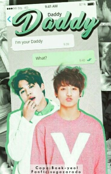 Daddy • jikook •