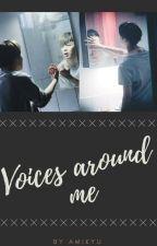 Voices around me   One shot;JiHope by HaruAmiKyuu