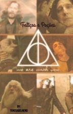 Feitiços e poções De Hogwarts by teresadelnero