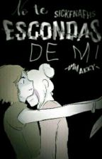 No te escondas de mi | Spingtrap x Mangle | Sick FNAFHS by -ImWakky-