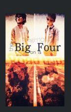 The Big four on a Roadtrip by Firegirl101