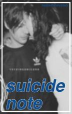 Suicide Note (A Short Larry Story) by larryflavordsheerios