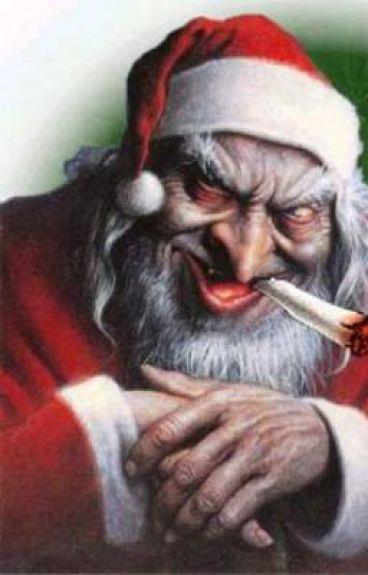 A Vix Sarcalogos.....A Scary Christmas.
