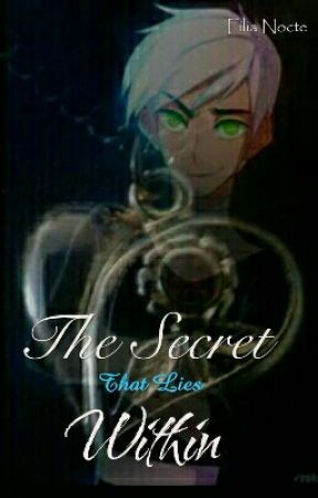 The Secret That Lies Within by -The-Architect
