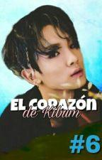 #6 El Corazón de Kibum (Adaptación-JongKey) by Eri614