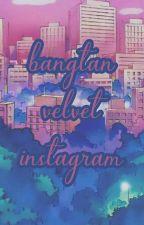 bangtan velvet instagram by chitatoe