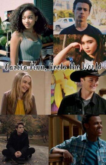 Garcia Finn, meets the world| Joshua Matthews