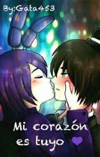 Mi Corazón Es Tuyo 💜  by Gata453