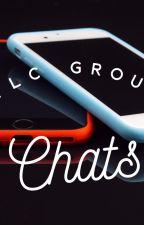 TLC Group Chats  by CyborgQueenOfLuna