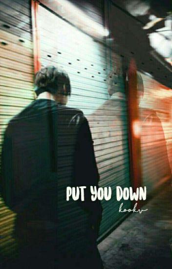 put you down || kookv