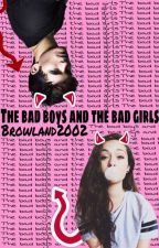 The Bad Boys and The Bad Girls by KaristaCheers