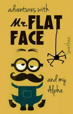 Mr. Flat Face (On Hiatus) by zenzicblahblah