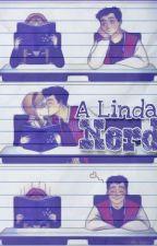 A linda nerd. by Eitadry