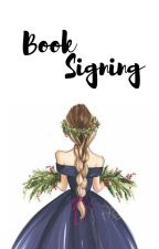 Book Signing (One-shot) by Lumeare